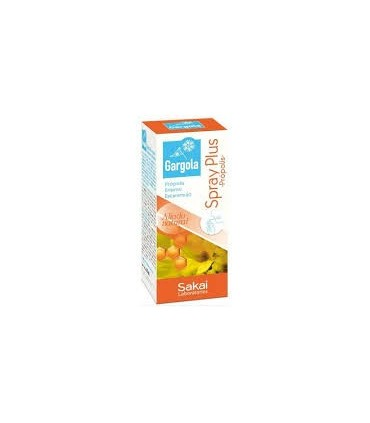 Gargola spray Propolis oral   30ml (SAKAI)