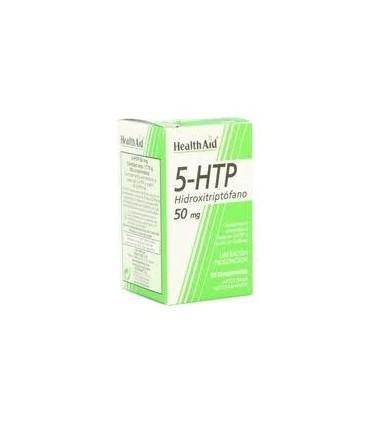 5-HTP (hidroxitriptofano) 50mg. 60comp. (HEALT AIDF)