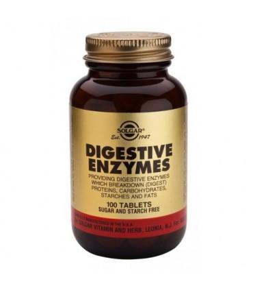Enzimas digestivas-250 cápsulas (SOLGAR)