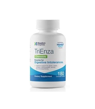 Trienza Masticable-180 cápsulas (HOUSTON ENZYMES)