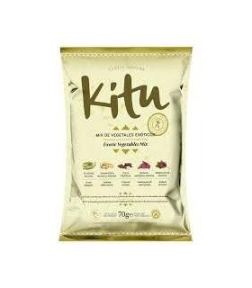 KITU mix de vegetales exoticos - 70gr. (KITU)
