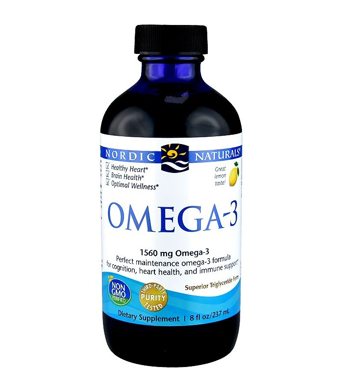 Omega 3 - 237 ml (NORDIC NATURALS)