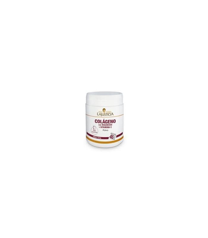 Colageno con magnesio+vit C fresa-350g (ANA Mº LA JUSTICIA)