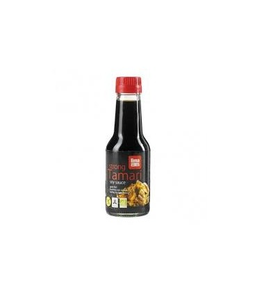 Tamari bajo en sal eco - 145 ml (LIMA)