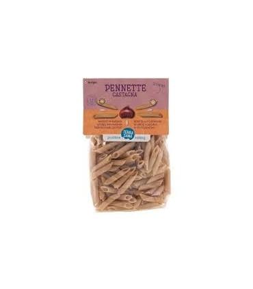 Pennette Castagna de arroz y castañas sin gluten 250g (TERRASANA)