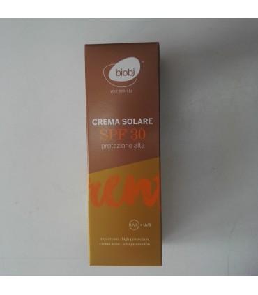 Crema solar bebe SPF30-125 ml (BJOBJ)