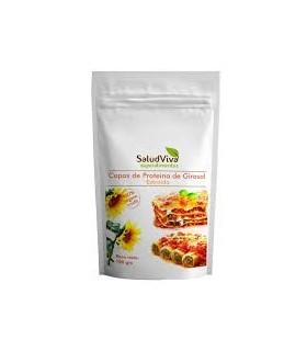 Copos de proteína de girasol extraída 100 gr.  (SALUD VIVA ECO)