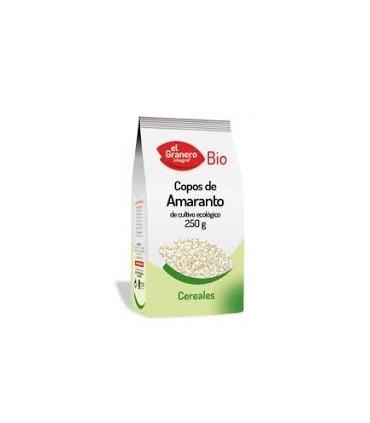 Copos de Amaranto de cultivo ecológico - 250 g (EL GRANERO )