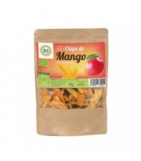 Chips de mango Bio  -125 gr. (SOL NATURAL)