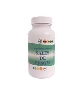 Sales de Epson  en polvo magnesio sulfato 250 gr.  (ALFA HERBAL)