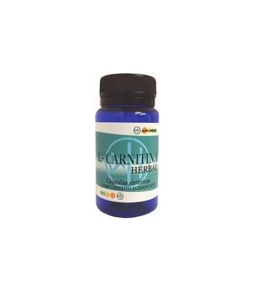 L-carnitina 500 mg. - 60 capsulas (ALFA HERBAL)