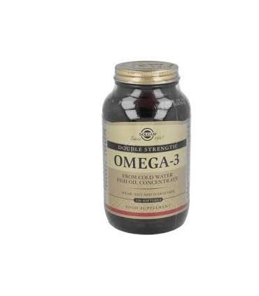 Omega 3 triple concentración 50 capsulas (SOLGAR)