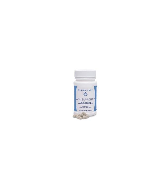 ABx Support-28 cápsulas (KLAIRE LABS)
