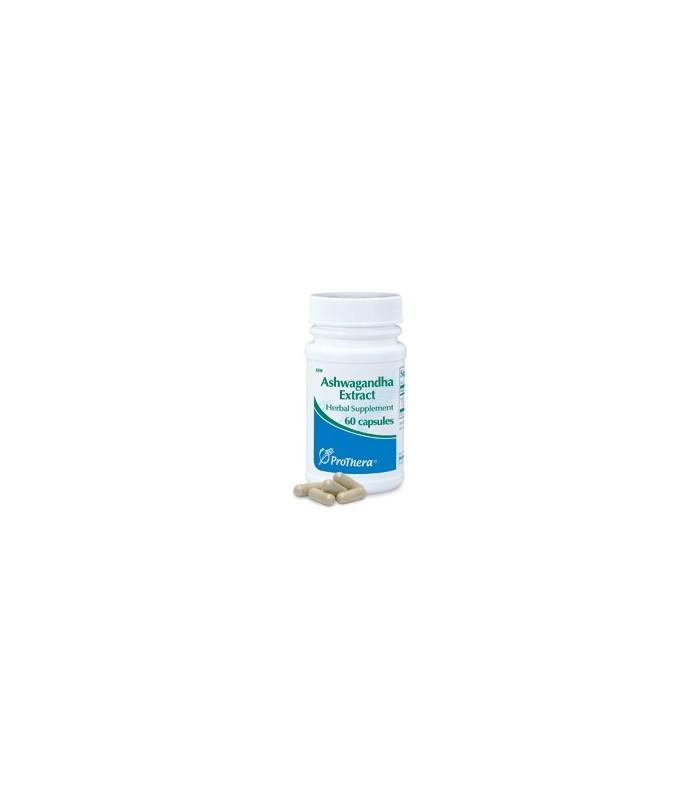 Ashwagandha Extract-60 cápsulas (PROTHERA)