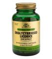 Regaliz Desglicirrizado raiz (licorice) 60v (SOLGAR)