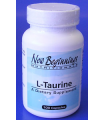 Taurine 500 mg-100 cápsulas (NEW BEGINNINGS)