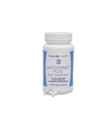Lactoprime Plus-60 cápsulas (KLAIRE LABS)
