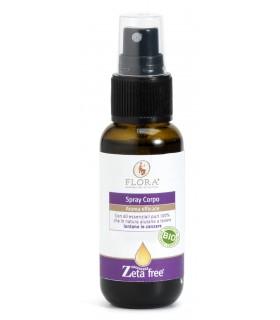 Spray corporal antimosquitos-30 ml  (FLORA)