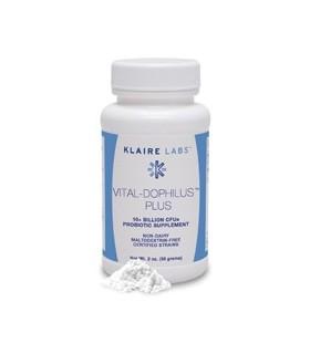 Vital-Dophilus (powder) - 56 g (KLAIRE LABS)