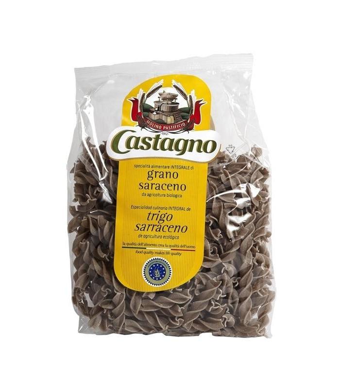 Espirales de trigo sarraceno-250 g (CASTAGNO)