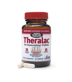 Theralac - 30 cápsulas (MASTER SUPPLEMENTS INC)