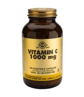 vitamina C 1000 mg-100 cápsulas (SOLGAR)