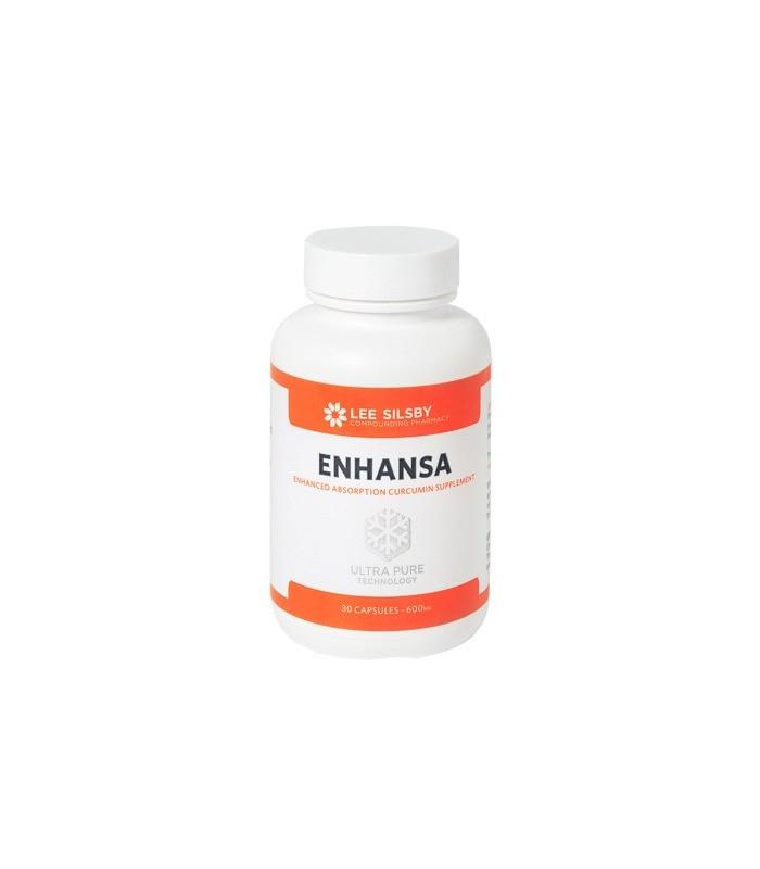 enhansa 600 mg-30 cápsulas (LEE SILSBY)