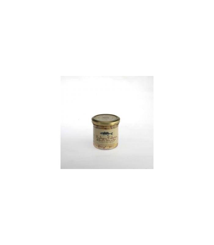 Lubina eco en aceite de oliva (cristal)