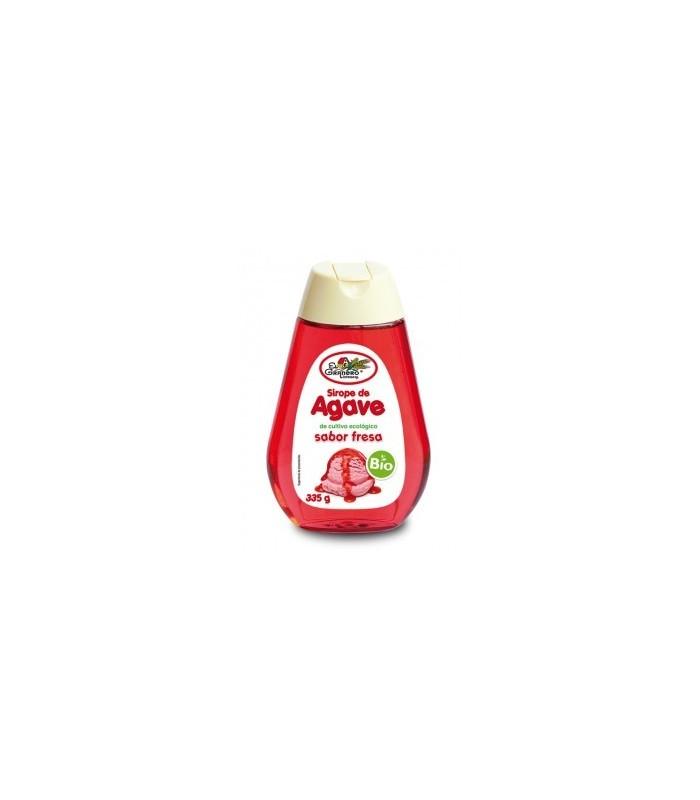 Sirope de ágave sabor fresa bio (EL GRANERO)
