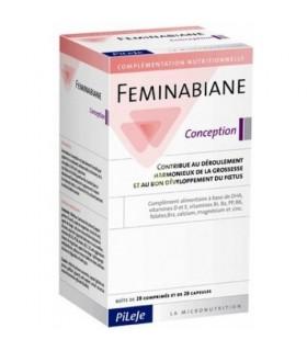 Feminabiane Concepción-28 Comp. y capsulas  (PILEJE)