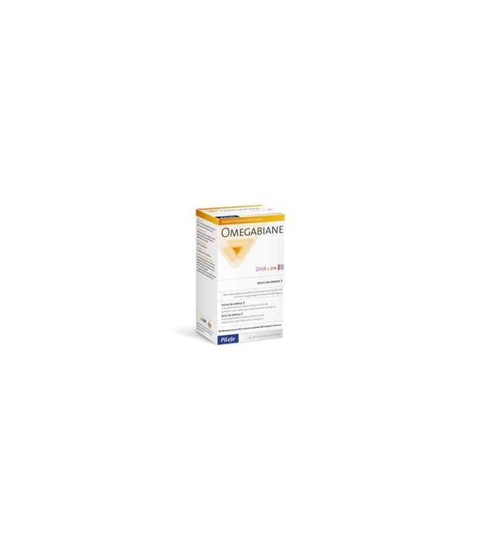 Omegabiane DHA-80 cápsulas (PILEJE)