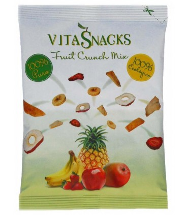 Fruit Crunch Mix 18gr (VITASNACKS)