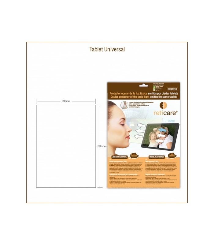 Reticare Universal tablet (180 x 250 mm) 1 unidad