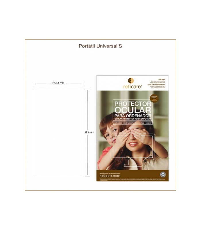 Reticare compatible con Portatil Universal S 1 unidad