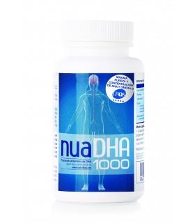 nuaDHA 1000-132 cápsulas (NUA BIOLOGICAL INNOVATIONS SL)