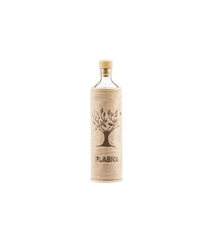 Botella FLASKA natural cork