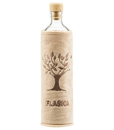 Botella FLASKA natural cork